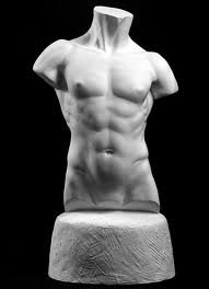 Sculpting A Male Torso